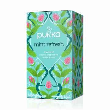Pukka Čaj ayurvédský Mint Refresh 20 ks, 40 g