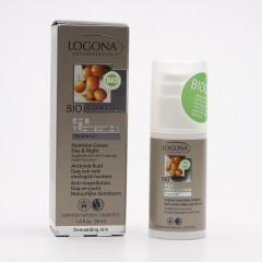 Logona Denní a noční fluid proti vráskám, Age Protection 30 ml