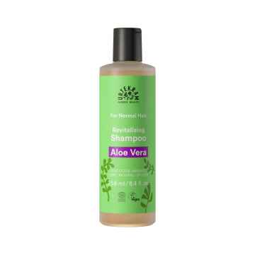 Urtekram Šampon s aloe vera na normální vlasy 250 ml