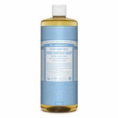 Dr. Bronner´s Tekuté universální mýdlo ALL-ONE!, Baby-Mild 945 ml
