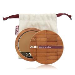 ZAO Kompaktní make-up 734 Capuccino 6 g bambusový obal