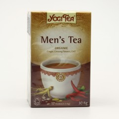 Golden Temple Čaj Yogitea Men´s 17 ks, 30 g