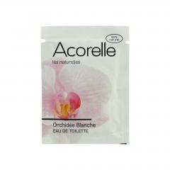 Acorelle Toaletní voda Bílá orchidej 3 ml, vonný kapesník