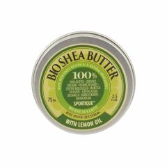Sportique Bio bambucké máslo Citrus 75 ml