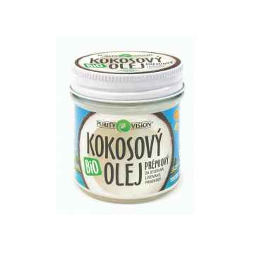 Purity Vision Kokosový olej Biokokosák 100 ml