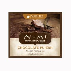 Numi Puerh Chocolate Pu-erh 1 ks, 2,2 g