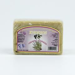 Knossos Mýdlo tuhé olivové, levandule 100 g
