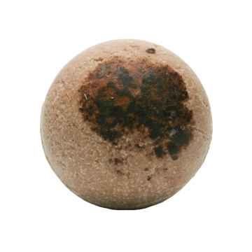 Ceano Cosmetics Krémová kulička do koupele čokoláda 50 g, 1 ks