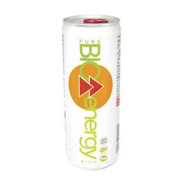 pure BIO Energy drink pomeranč 330 ml