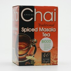 Fudco Čaj masala 40 ks, 125 g