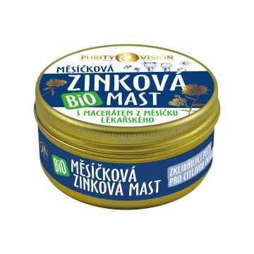 BIO Měsíčková zinková mast 70 ml