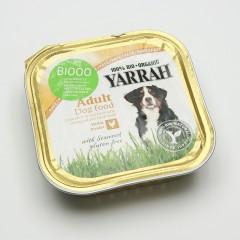Yarrah Paté pro psy kuřecí s mořskou řasou, Wellness 150 g