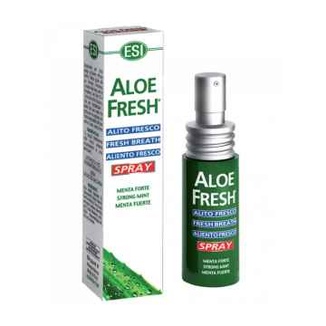 ESI Ústní sprej, Aloe Fresh 15 ml