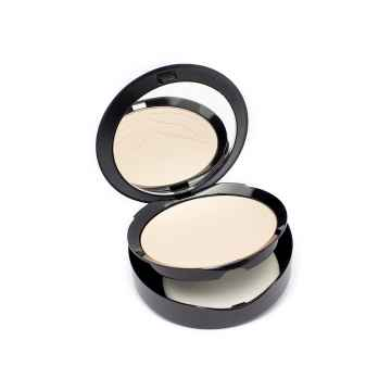 puroBIO cosmetics Kompaktní make-up 01 s SPF 10 9 g