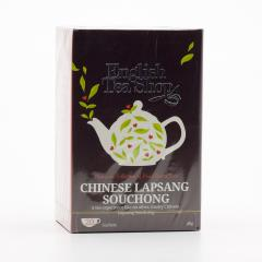 English Tea Shop Černý čaj Lapsang Souchong, bio 30 g, 20 ks