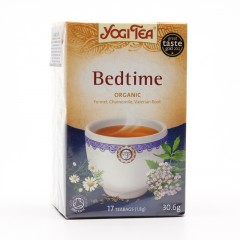 Golden Temple Čaj Yogitea Bedtime 17 ks, 30 g
