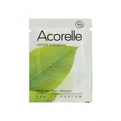 Acorelle Parfémová voda Čajová zahrada 3 ml, vonný kapesník