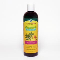Organix South Nimbový šampon dětský vlasový a tělový, Thera Neem 360 ml