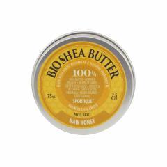 Sportique Bio bambucké máslo Med 75 ml