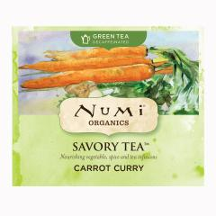 Numi Kořeněný čaj Carrot Curry, Savory Tea 1 ks, 4,5 g