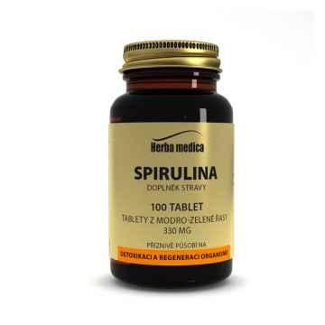 Herba Medica Spirulina 100 tablet, 50 g