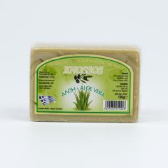 Knossos Mýdlo tuhé olivové, aloe 100 g