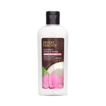 Desert Essence Stylingové kokosové mléko na vlasy 190 ml