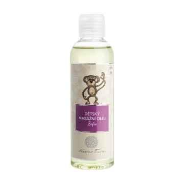 Nobilis Tilia Masážní olej pro děti Žofie 200 ml