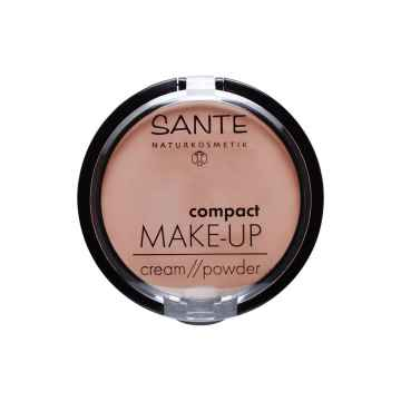 SANTE Kompaktní make-up 02, béžová 9 g