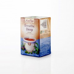 Yogi Tea Čaj Breathe Deep 17 ks, 30,6 g