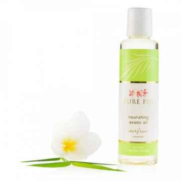 Pure Fiji Exotický masážní a koupelový olej, karambola 90 ml