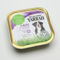 Yarrah Paté pro psy krůtí s aloe vera, Wellness 150 g