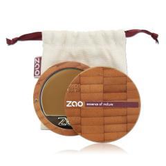 ZAO Kompaktní make-up 736 Topaz 6 g bambusový obal