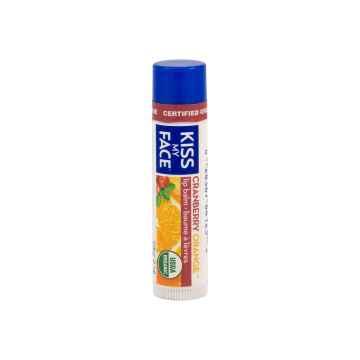 Kiss My Face Corp. Balzám na rty brusinka a pomeranč 4,25 g