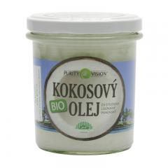Purity Vision Kokosový olej, bio 300 ml