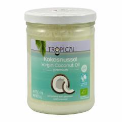 Tropicai Kokosový olej panenský 750 ml