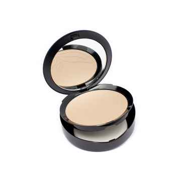 puroBIO cosmetics Kompaktní make-up 03 s SPF 10 9 g