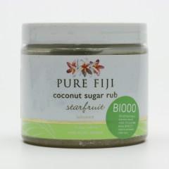 Pure Fiji Kokosový peeling s třtinovým cukrem, karambola 457 ml