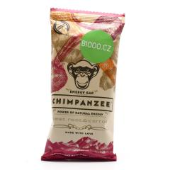 Chimpanzee Tyčinka Energy Beet Root - Carrot bar 55 g
