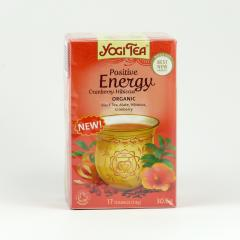 Golden Temple Čaj Yogitea Positive Energy 17 ks, 30 g