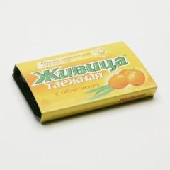ostatní Sibiřská žvýkací pryskyřice s rakytníkem 5 tablet, 4 g