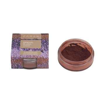 Faran Minerální tvářenka, Sunrise Blush 3 g, 10 ml