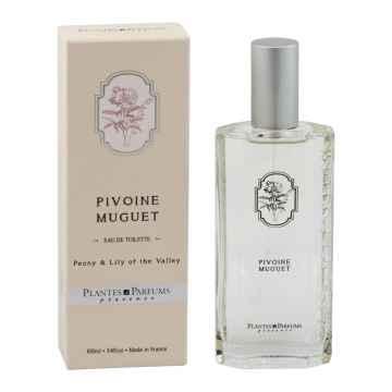Plantes et Parfums Toaletní voda Pivoine Muguet 100 ml