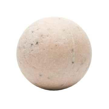 Ceano Cosmetics Krémová kulička do koupele jahoda 50 g, 1 ks