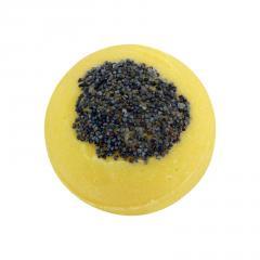Ceano Cosmetics Krémová kulička do koupele papája 50 g,1 ks