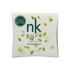 Nippon Kodo Vonné tyčinky japonské Pure Peppermint 20 ks, stojánek