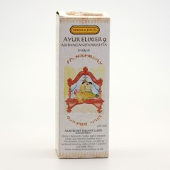 Siddhalepa Ayur elixír č. 9 Ashwagadharishta 220 ml