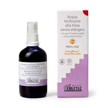Argital Hypoalergenní čistící mléko s violkou 100 ml
