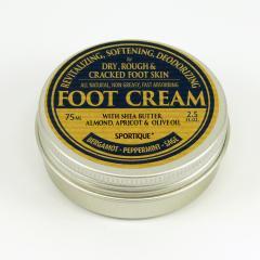 Sportique Krém na nohy 75 ml