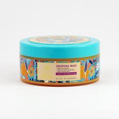 Natura Siberica Rakytníková maska pro suché a normální vlasy 300 ml